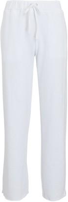 Parentezi Wide-Leg Pima Cotton Sweatpants