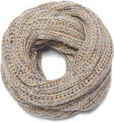 Nine West Shaker Stitch Infinity Scarf