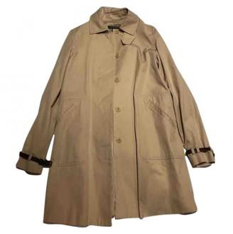 Lauren Ralph Lauren Camel Cotton Coat for Women