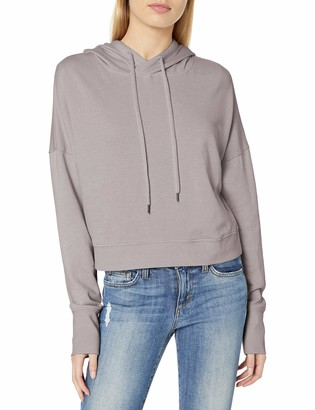 Betsey Johnson Women's Extended Cuff Hoodie