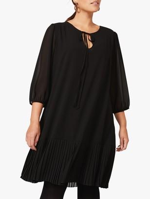 Studio 8 Maisie Knee Length Swing Dress, Black