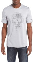 Under Armour Men's Run Graphic Skull T-Shirt