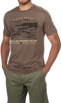 Hippy-Tree HippyTree Riverbank T-Shirt - Cotton Blend, Short Sleeve (For Men)