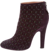 Alaia Ankle Boots w/ Tags