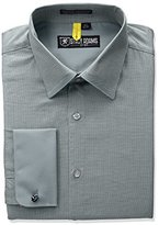 Stacy Adams Men's Slim Fit Naples Dress Shirt