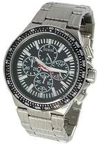 GUESS GUESS? Men's U20001G1 Stainless-Steel Quartz Watch with Dial