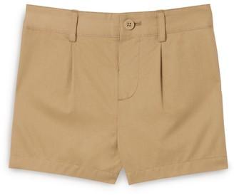 Burberry Kids Cotton Logo Shorts (6-24 Months)
