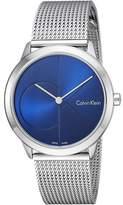 Calvin Klein Minimal Watch - K3M2212N Watches