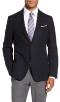 HUGO Men's Boss Jeen Trim Fit Wool Blend Sport Coat