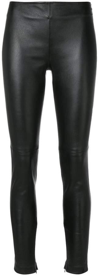 Givenchy skinny biker leggings