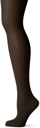DKNY Women's Comfort Luxe Control Top Opaque Tight