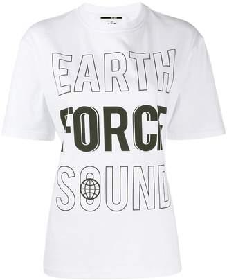 McQ Earth Force Sound T-shirt