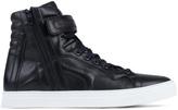 Pierre Hardy Carryover Hi Top Sneakers