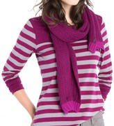 Lole Cotton Knitwear Scarf (For Women)