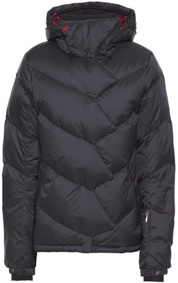 Perfect Moment Super Day Quilted Shell Down Ski Jacket