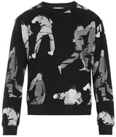 J.w.anderson Judo-print Sweatshirt