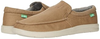 Sanuk Hi Bro Lite (Khaki) Men's Shoes