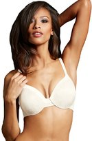 Maidenform womens Comfort Devotion Embellished Extra Coverage T-Shirt Bra
