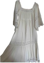 Denim & Supply Ralph Lauren White Cotton Dress for Women