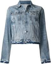 Helmut Lang stone wash jacket