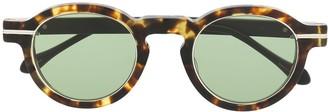 Matsuda Tortoise Shell Sunglasses
