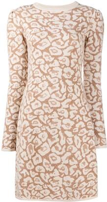 Temperley London Joanie knitted dress