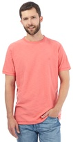 Mantaray Pink Textured T-shirt