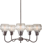 Feiss Urban Renewal 5-Light Chandelier