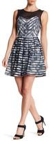 Greylin Pamela Printed A-Line Dress
