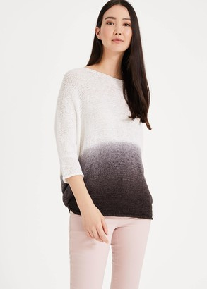Phase Eight Aideen Dip-Dye Knit