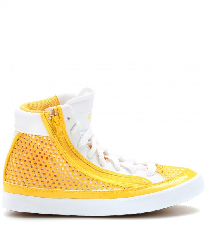 adidas by Stella McCartney Psittaci 2 mesh high-tops