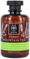 Apivita Tonic Mountain Tea Shower Gel with Essential Oils - 300ml/10.14oz