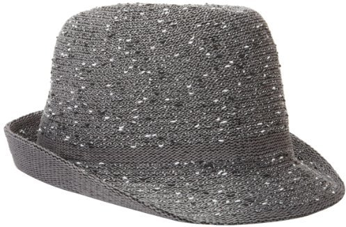Collection XIIX Women's Textured Fedora Hat