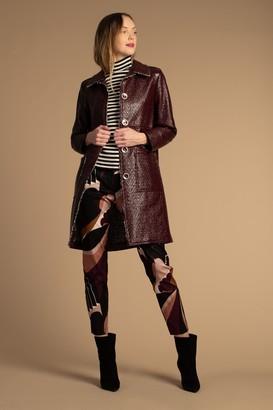 Trina Turk Les Mars Coat