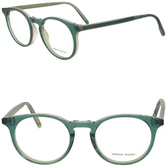 Tomas Maier 47mm Acetate Frame Round Optical Frames