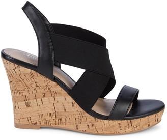 Charles by Charles David Lupita Slingback Wedge Sandals