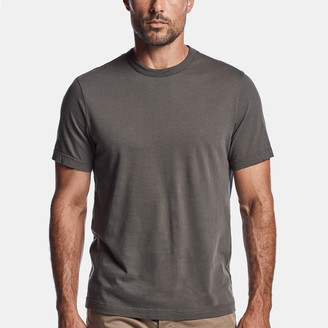James Perse Brushed Cotton Jersey Tee
