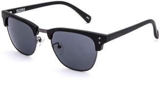 Carve Millenials Matte Black Sunglasses