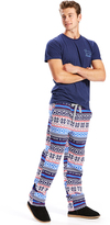 Peter Alexander peteralexander Mens Let It Snow Classic Pj Pant