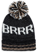 Steve Madden Knit Pom Pom Hat
