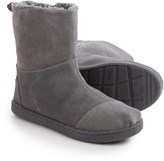 Toms Nepal Suede Boots (For Little and Big Girls)