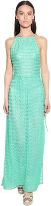 Missoni Backless Knit Dress