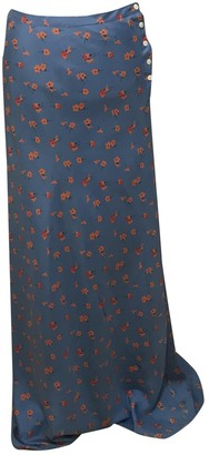 Band Of Outsiders Other Silk Skirts