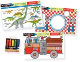 Melissa & Doug Fun Themes Placemat Set