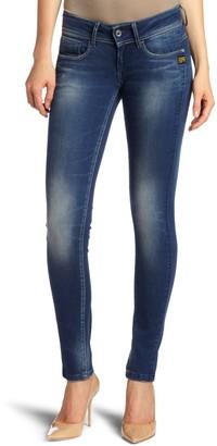 G Star Women's Midge Cody Skinny Jean in Blue