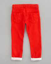 Little Marc Jacobs Slim Stretch Pants, Sizes 6A-10A