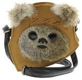 Star Wars Hand Bag Ewok Face Crossbody Bag New Licensed sttb0027