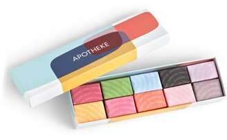 APOTHEKE 10-Piece Bar Soap Set