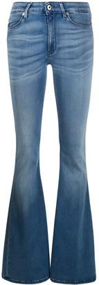 Dondup Denim Flared Jeans