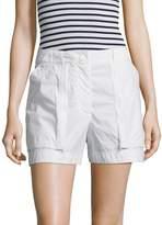 adidas by Stella McCartney Women's Cotton High Rise Shorts